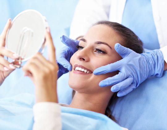 Visit cosmetic dentist in Danville, VA