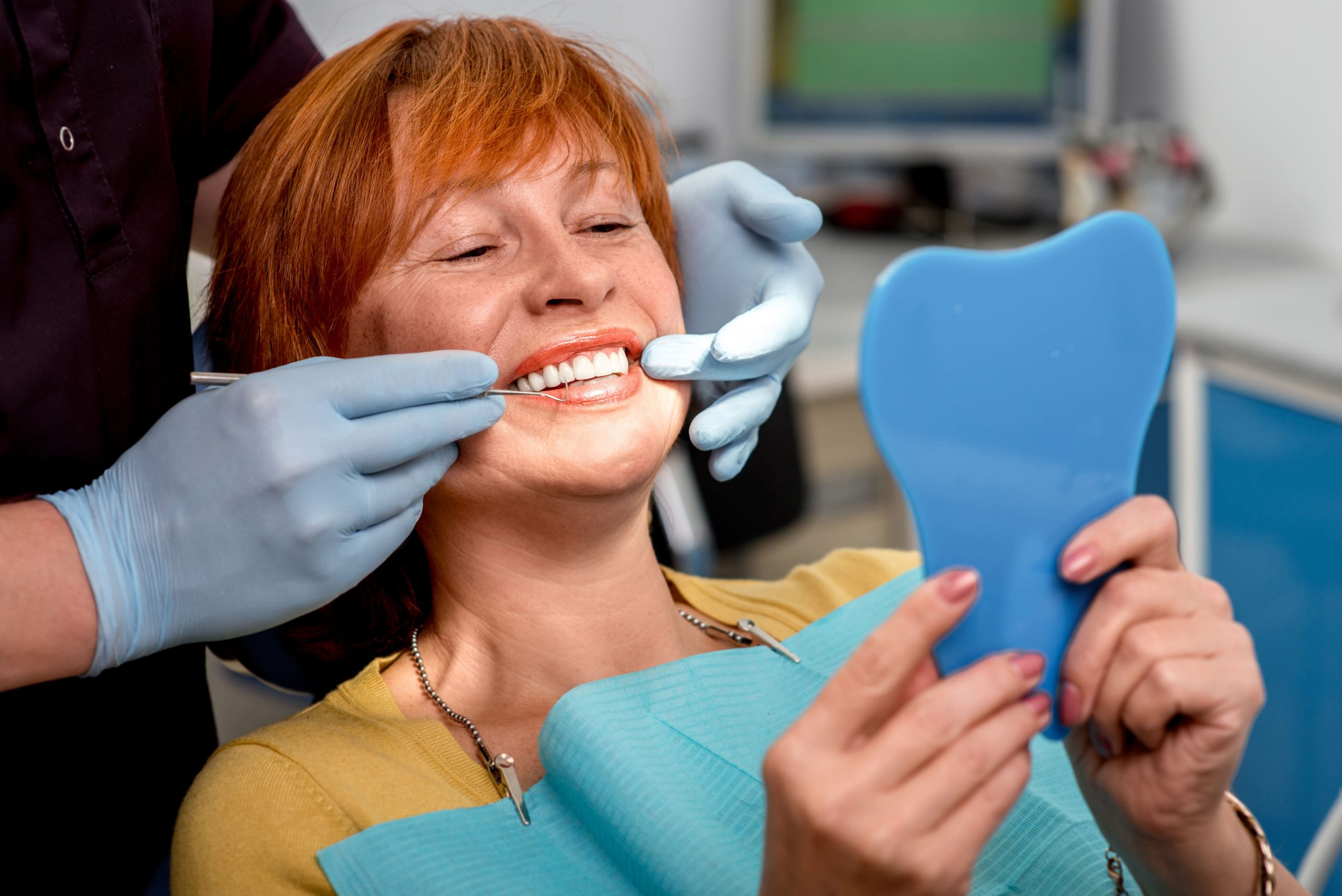 Get full and partial dentures for your teeth